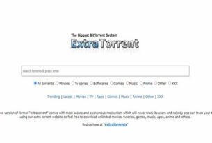 ExtraTorrents Proxy Sites